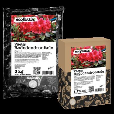 Väetis rododendronitele