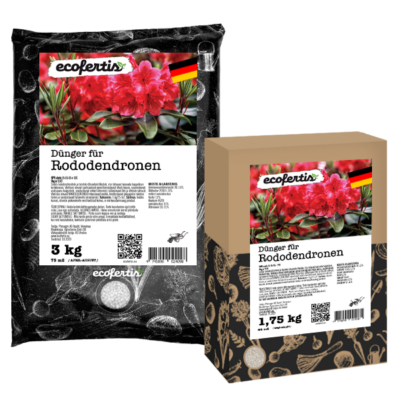 Dünger für rododendronen