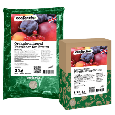 Organic-mineral Fertilizer for Fruits