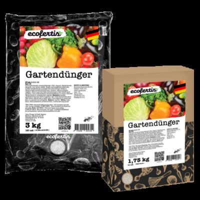 Gartendünger