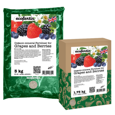 Organic-mineral Fertilizer for Grapes and Berries