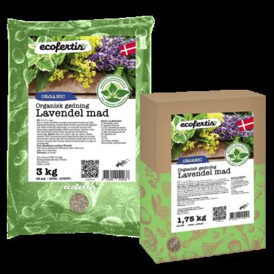 Organisk gødning Lavendel mad