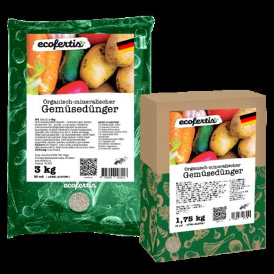 Organisch-mineralischer Gemüsedünger