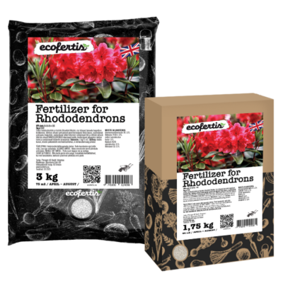 Fertilizer for Rhododendrons