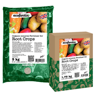 Organic-mineral Fertilizer for Root Crops