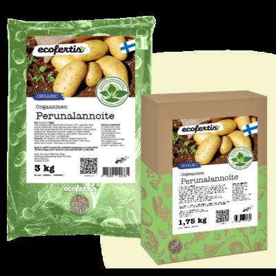 Orgaaninen perunalannoite